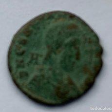 Monedas Imperio Romano: MONEDA ANTIGUA PROCEDENTE DE EXCAVACION. Lote 204264756