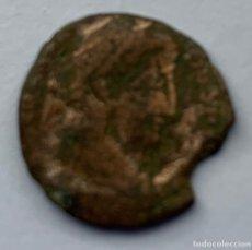 Monedas Imperio Romano: MONEDA ANTIGUA PROCEDENTE DE EXCAVACION. Lote 204265115