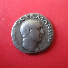 Monedas Imperio Romano: IMPERIO ROMANO. DENARIO DE VITELIO. 69 DC. #SG. Lote 204443568