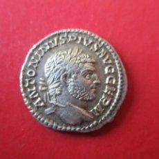 Monedas Imperio Romano: IMPERIO ROMANO. DENARIO DE CARACALLA. 211/217 DC. #SG. Lote 204444401