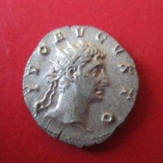 Monedas Imperio Romano: IMPERIO ROMANO. ANTONINIANO DE AUGUSTO. RESTITUCIÓN DE TRAJANO DECIO. #SG. Lote 204445690