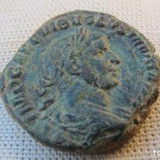 Monedas Imperio Romano: SESTERCIO VOLUSIANO (251-253 D. C.) - EBC. Lote 205016390