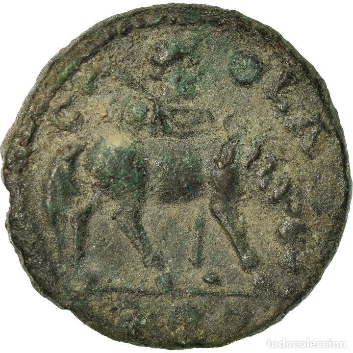 Monedas Imperio Romano: Moneda, Troas, Gallienus, Bronze Æ, Alexandria, MBC, Bronce, SNG-Cop:- - Foto 2 - 205341311