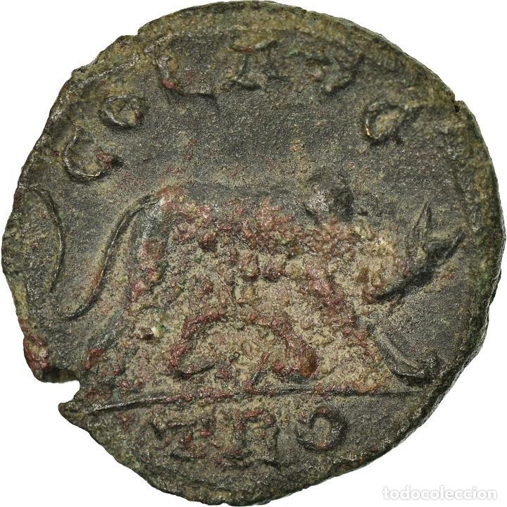 Monedas Imperio Romano: Moneda, Troas, Gallienus, Bronze Æ, Alexandria, EBC, Bronce - Foto 2 - 205341622