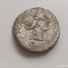 Monedas Imperio Romano: REPÚBLICA ROMANA: C EGNATULEIUS L F, 97 BC, AR QUINARIUS (1.65G), ROMA, 97 BC. Lote 205403976