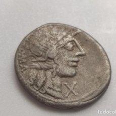 Monedas Imperio Romano: DENARIO GENS FANNIA..ROMA. Lote 205404432