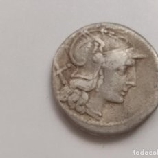 Monedas Imperio Romano: DENARIO GENS ANONIMA..PESO 3.60G. Lote 205404548