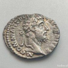 Monedas Imperio Romano: DENARIO DE COMODO.. M COMM ANT P FEL AVG BRIT PP. REV.FIDEI COH PMTRP COS VI. Lote 205548732