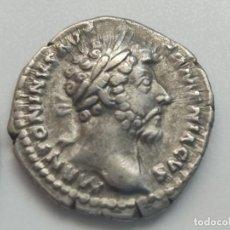 Monedas Imperio Romano: MARCO AURELIO. 161-180. DENARIO. ANV:ANTONINUS.AVG.ARMENIACUS..3,29G. Lote 205549287