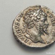 Monedas Imperio Romano: SEPTIMO SEVERO.193-211. DENARIO.ANV:SEVERUS.AVG.PART.MAX. REV RESTITUTOR.URBIS. Lote 205555040