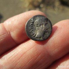 Moedas Império Romano: AUGUSTO . EMERITA AUGUSTA . QUINARIO DE PLATA . MUY BONTO. Lote 205877608