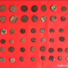 Monedas Imperio Romano: LOTE DE 44 MONEDAS ROMANAS A IDENTIFICAR.. Lote 206196427