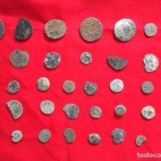 Moedas Império Romano: PRECIOSO LOTE DE MONEDAS ANTIGUAS VARIADAS.. Lote 206253205