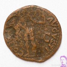 Monedas Imperio Romano: MONEDA AS DE CLAUDIO. CONSTANTIAE AUGUSTI ROMA. REF.2153. Lote 206552245