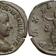 Monedas Imperio Romano: GORDIANO III (238-244). AE SESTERTIUS RIC 319. Lote 206787203