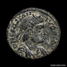 Monedas Imperio Romano: IMITACION BARBARA DE MAIORINA DE CONSTANCIO II EMPERADOR EN GALERA. Lote 207117775