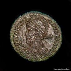 Monedas Imperio Romano: JULIANO II. FOLLIS BRONCE. VOT X MVLT XX // AQVILS AQUILEIA.. Lote 207120822