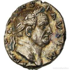 Monedas Imperio Romano: MONEDA, VESPASIAN, DENARIUS, 70-71, ROME, MBC, PLATA, RIC:37. Lote 207275738