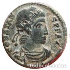 Monedas Imperio Romano: CONSTANTE MEDIO FOLLIS SISCIA VICTORIAE DD AVGGQ NN / BSIS. Lote 207295340