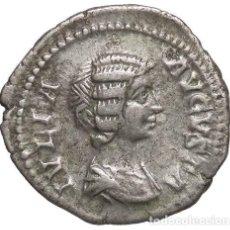 Monedas Imperio Romano: DENARIO DE JULIA DOMNA RIC S574 (AG G. 3,19). Lote 210323320