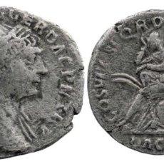 Monedas Imperio Romano: TRAJAN, 98 - 117 AD. AR DENARIUS, ROME 2,98 GR. 19 MM. Lote 210445867