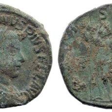 Monedas Imperio Romano: GORDIANO III (238-244), SESTERTIUS, ROMA, AD 241-243; AE RIC 298A; C 111 19,08 GR.. Lote 210446268