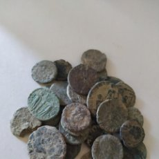 Monedas Imperio Romano: L1,ESPECTACULAR LOTE DE MONEDAS ROMANAS A DATAR. Lote 210476443