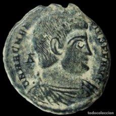 Monedas Imperio Romano: MAGNENCIO - VICTORIAE DD NN AVG ET CAES, TRIER - 22 MM / 5.09 GR.. Lote 211396545