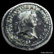Monedas Imperio Romano: DENARIO DE DOMICIANO - PRINCEPS - 20 MM / 3.08 GR.. Lote 211671781