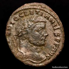 Monedas Imperio Romano: DIOCLECIANO (284-305) Æ FOLLIS, SISCIA. GENIO POPVLI ROMANI B / ☆SIS. Lote 211912111
