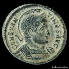 Monedas Imperio Romano: CONSTANTINO - BEATA TRANQVILITAS, TRIER - 20 MM / 3.39 GR.. Lote 211923260