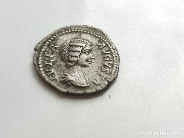 Monedas Imperio Romano: DENARIO DE JULIA DOMNA RIC S574 (AG g. 3,19) - Foto 3 - 210323320