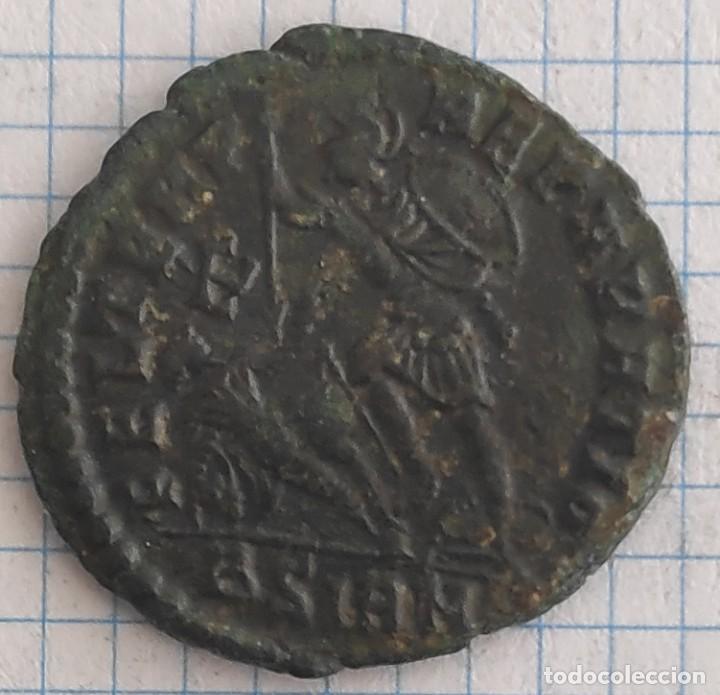 Monedas Imperio Romano: AE3 EMPERADOR CONSTANCIO II 351-355 d.C. - Foto 2 - 212747893