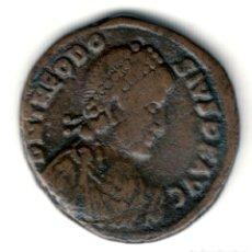 Monedas Imperio Romano: IMPERIO ROMANO MAIORINA REDUCIDA 4,5 GRAMOS TEODOSIO I EL GRANDE 392-395. Lote 212911652