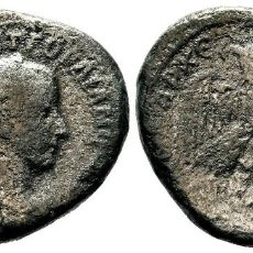 Moedas Império Romano: GORDIANO III AR TETRADRACMA. SIRIA, ANTIOQUÍA. 238-244. 10,73 GR 26,10MM MBC- PLATA. Lote 214265840