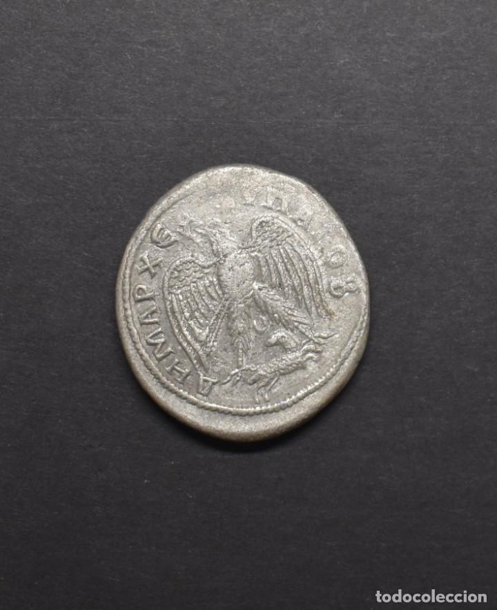 Monedas Imperio Romano: TETRADRACMA ROMANO GORDIANO III de ANTIOQUIA.EXTRAORDINARIO ESTADO CONSERVACION - Foto 2 - 214354593