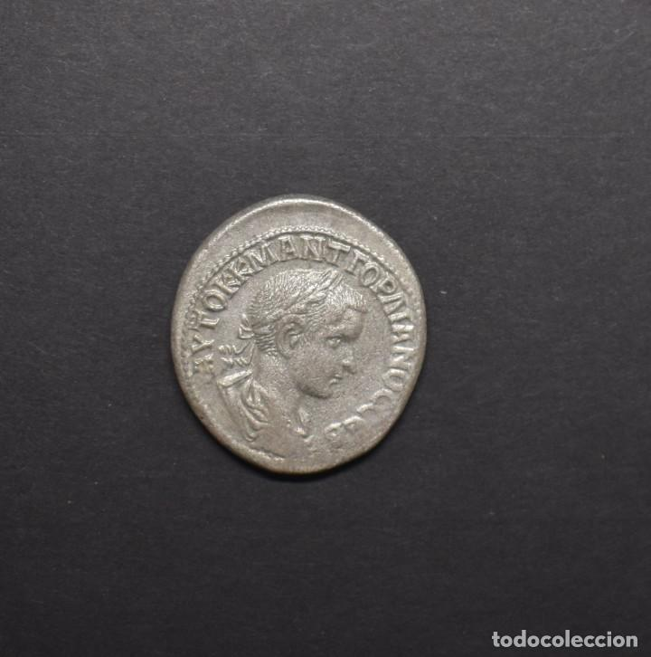TETRADRACMA ROMANO GORDIANO III DE ANTIOQUIA.EXTRAORDINARIO ESTADO CONSERVACION (Numismática - Periodo Antiguo - Roma Imperio)