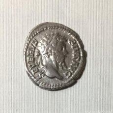 Monedas Imperio Romano: DENARIO ROMANO DE SEPTIMIO SEVERO , PLATA , SILVER , EXCELENTE CONSERVACIÓN. Lote 216356676