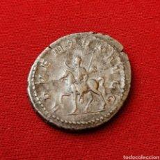 """Monedas Imperio Romano: FILIPO I (EL ÁRABE) [ANTONINIANO IMPERIO ROMANO 244-249 D.C] """"ADVENTVS"""" 100% AUTÉNTICO.. Lote 217004872"""
