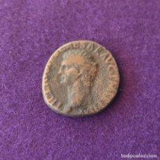 Monedas Imperio Romano: AS DE CLAUDIO. 41-54 D.C. A/ TI. CLAUDIUS. CAESAR. AUG. P.M. TR-P. IMP. R/ LIBERTAS AUGUSTA.ORIGINAL. Lote 217518031