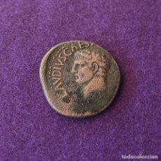 Monedas Imperio Romano: AS DE CLAUDIO. 41-54 D.C. A/ TI. CLAUDIUS. CAESAR. AUG. P.M. TR-P. IMP. R/ S-C. MARTE. ORIGINAL.. Lote 217518186