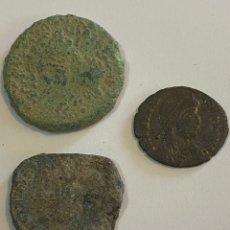Monedas Imperio Romano: MONEDAS ROMANAS. Lote 217830232