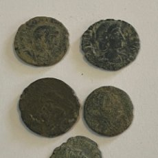Monedas Imperio Romano: LOTE MONEDAS ROMANAS. Lote 217830638