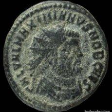Monedas Imperio Romano: MAXIMIANO - CONCORDIA MILITVM, CIZICO - 22 MM / 3.69 GR.. Lote 218127685