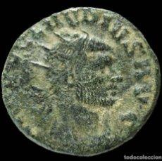Monedas Imperio Romano: CLAUDIO II - PROVIDENTIA AVG - 19 MM / 2.89 GR.. Lote 218128745