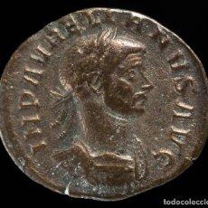 Monedas Imperio Romano: DENARIO DE COBRE DE AURELIANO - VICTORIA AVG - 19 MM / 2.11 GR.. Lote 218131861