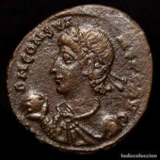 Monedas Imperio Romano: CONSTANCIO II MAIORINA FEL TEMP REPARATIO / ALE ALEJANDRIA CAUTIVOS. Lote 218136175