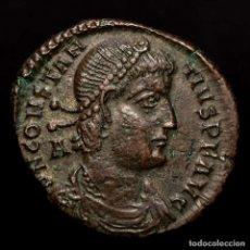 Monedas Imperio Romano: CONSTANCIO II - MAIORINA - TESALONICA - FEL TEMP REPARATIO B ? •TS?. Lote 218137320