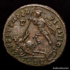 Monedas Imperio Romano: CONSTANCIO II. Æ MAIORINA. ALEJANDRIA. FEL TEMP REPARATIO ? HERMOSA. Lote 218138252