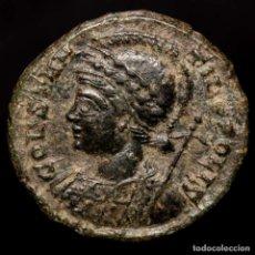 Monedas Imperio Romano: CONSTANTINOPOLIS 1/2 FOLLIS TRIER - TRP• CONMEMORATIVA VICTORIA PROA. Lote 218145512